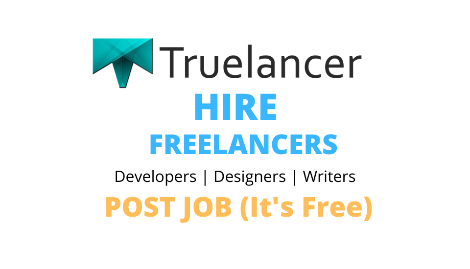Top 10 Freelancers In India Best Freelancer In India Truelancer
